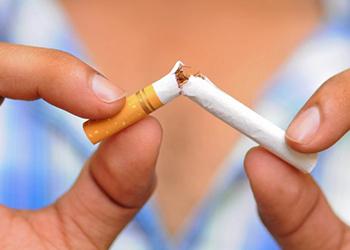 Избавление от табакокурения